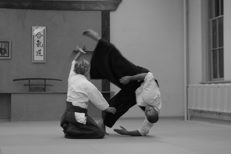 Intro to Aikido